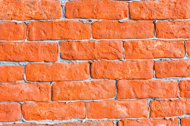 벽돌 벽 텍스쳐의 배경