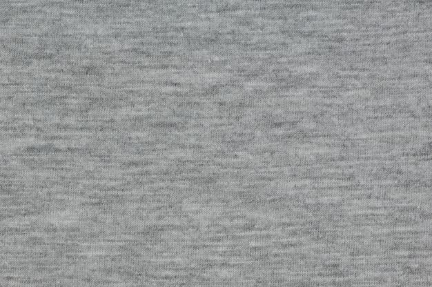 직물 및 섬유 회색 색상의 배경