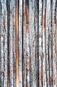 木の構造の結び目の美しいパターンを持つ自然なボードの背景。デザイン背景テクスチャ構築。