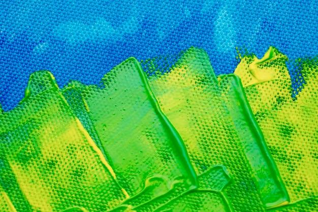 페인트 정물의 배경