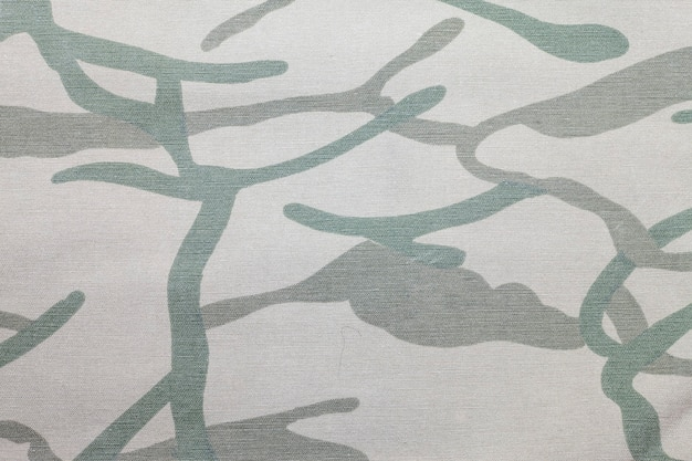兵士の緑の迷彩パターンの背景