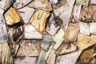 Фон текстуры каменной стеной