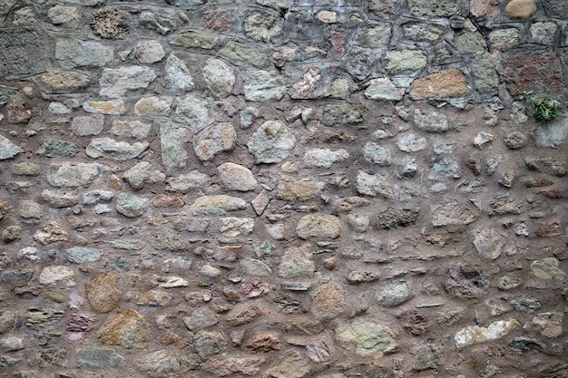 石の壁のテクスチャの背景