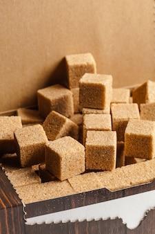 角砂糖の背景