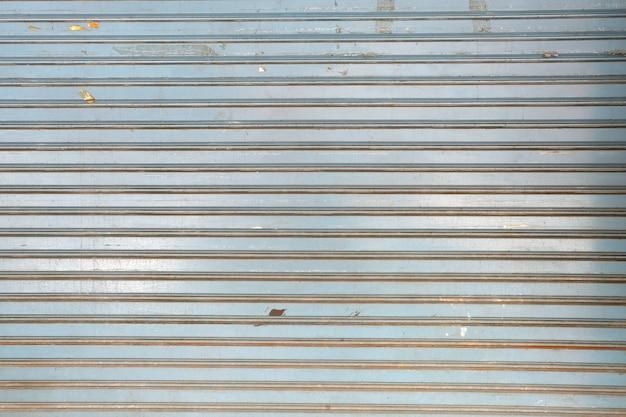 Background of old metal door