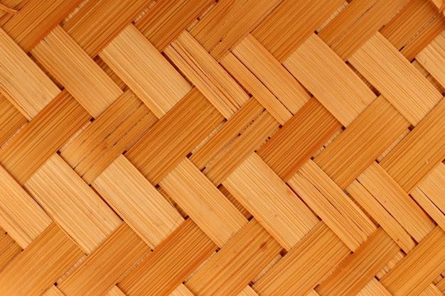 枝編み細工品または樹皮の背景またはテクスチャ