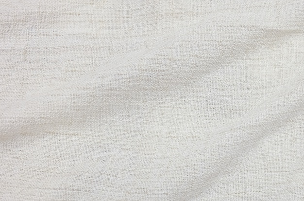 Background pattern of white tile textile texture