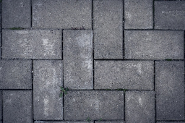 Background pavement