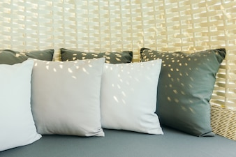 Background pillow contemporary elegance furniture