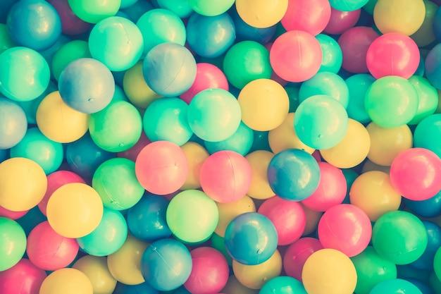 Фон пластикового ребенок цвет круглый