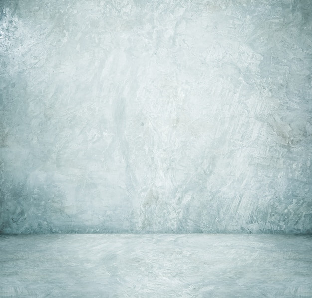 Background, product display, empty white cement room, interior design, mock up background