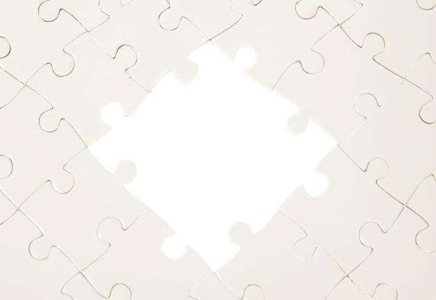 배경 퍼즐 조각입니다. 비즈니스 개념