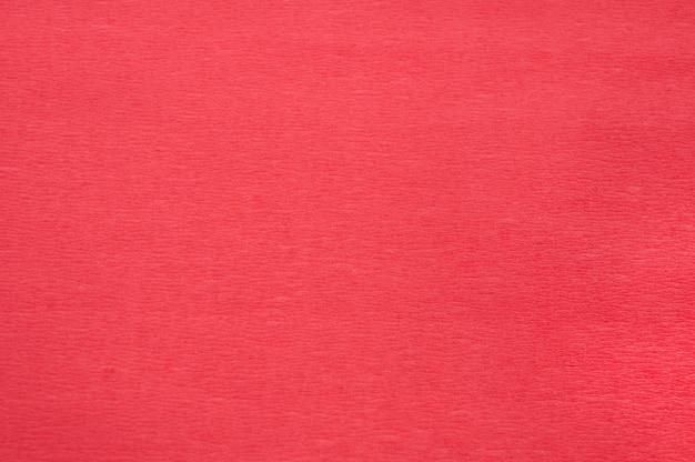 Фон красный текстура бумаги крупным планом