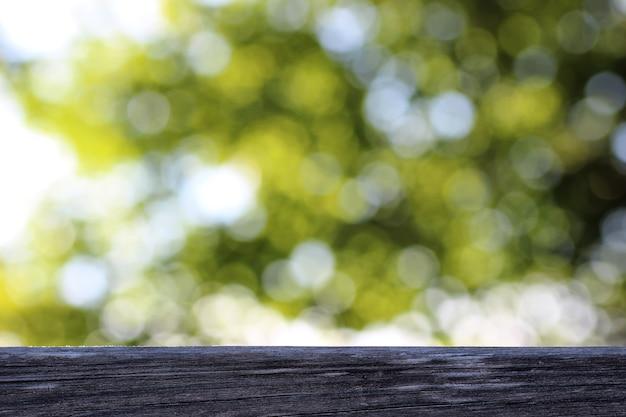 배경 테이블 나무 야외 bokeh