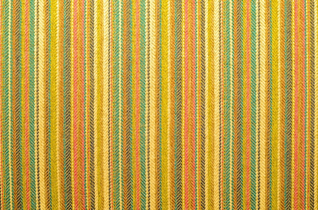 Background textile of furniture couch upholstery with stripes