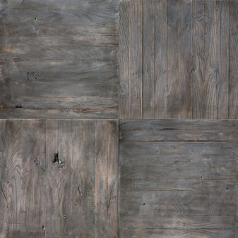 Background and texture decorative brown  wooden barn wall