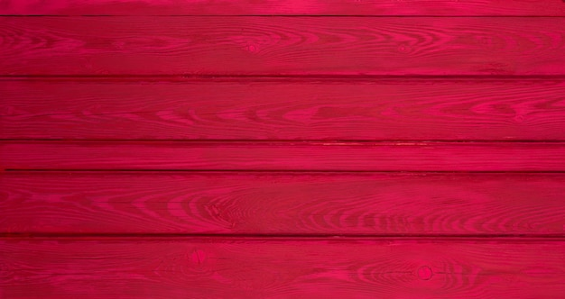 Background and texture decorative red wooden barn wall
