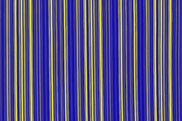 Background texture of fabric with colored cross stripe