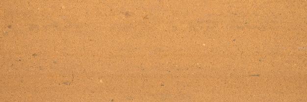 滑らかな表面からの背景のテクスチャ。上面図。バナー Premium写真
