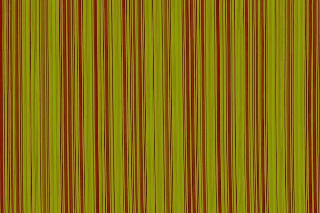 色付きのクロスストライプの生地の背景の質感
