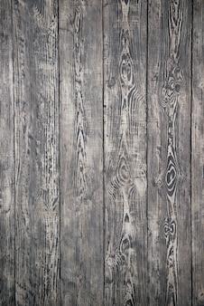 古い白い塗られた木製の裏地板の壁の背景の質感。