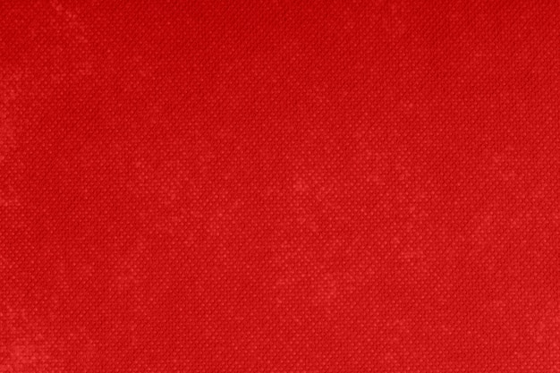 Background and texture of red felt.