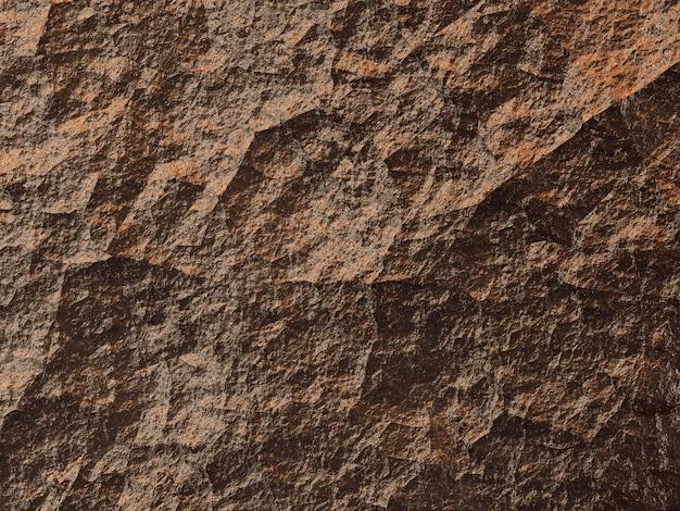 Background texture of rough golden stone, golden foil