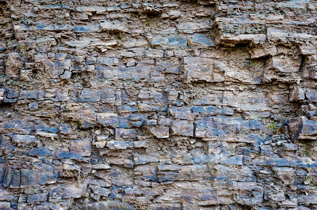 Background texture of rough stone or shale
