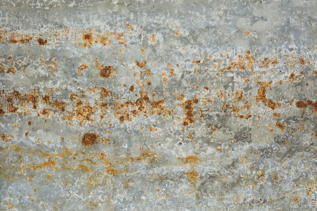 Background texture of rusted steel or rustic zine