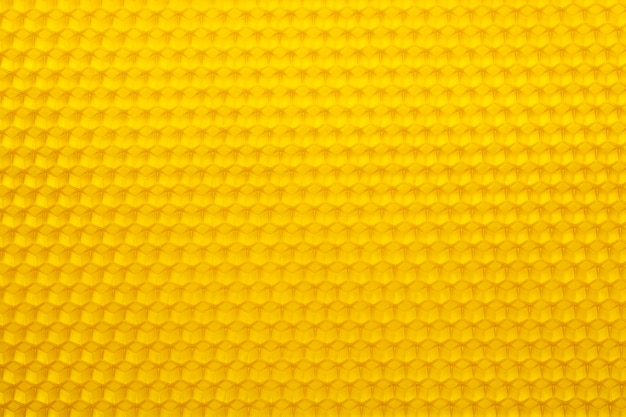 Background texture of a section of wax honeycomb from a hive. beekeeping concept.