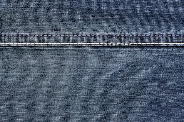 Background texture of shabby jeans.