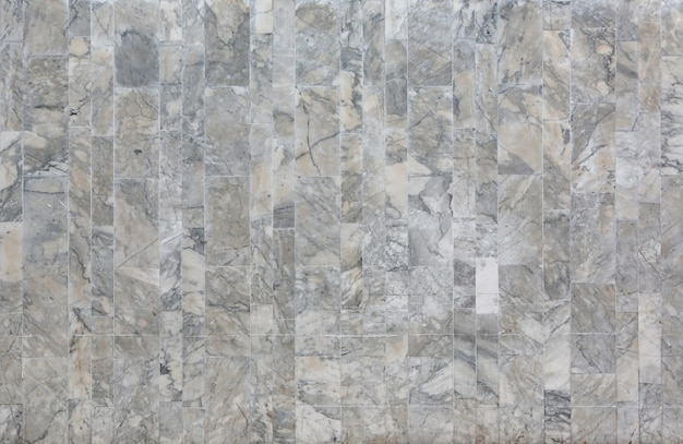 Background of vertical marble tiles