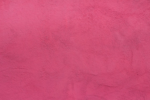 Background wall with putty pink painted texture