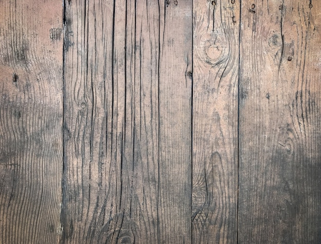 Background of a weathered wooden surface with a copy space