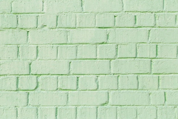 Background with brick, uneven texture wall