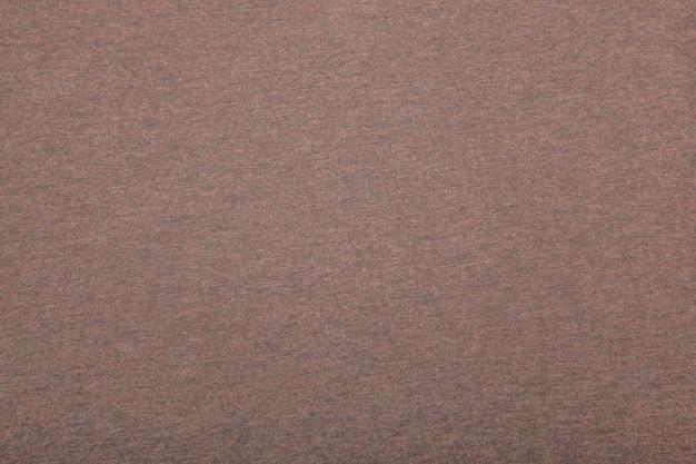 茶色のテクスチャ、ベルベット生地、フルフレーム、クローズアップの背景