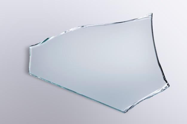 Sfondo con frammento di specchio
