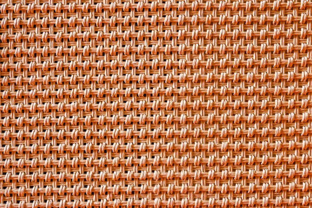 Background woven mesh canvas closeup