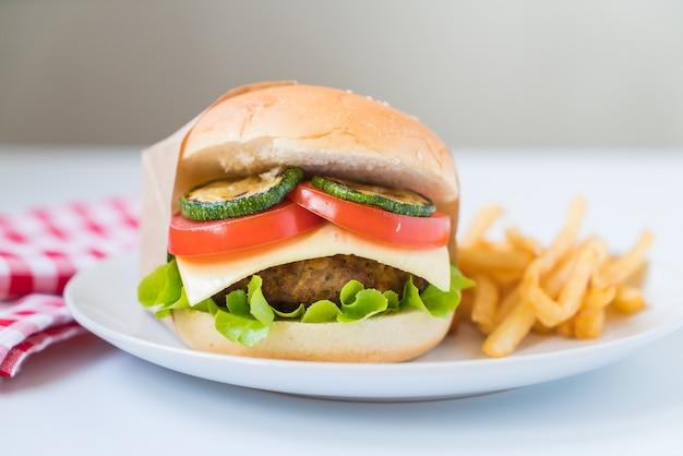 Гамбургер для бекона