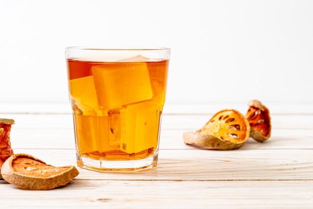 Фруктовый травяной напиток bael