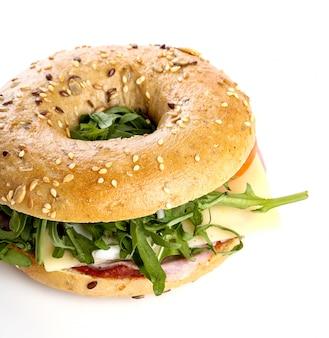 Бублик сэндвич