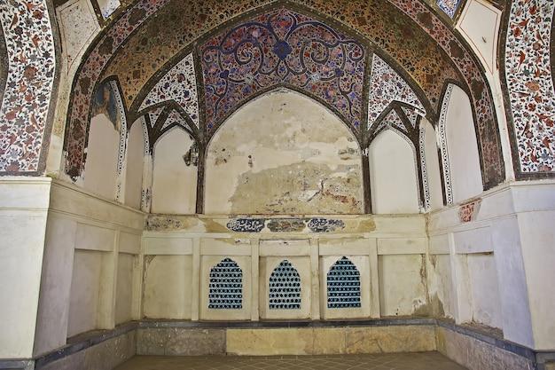 Bagh-e fin garden in kashan iran