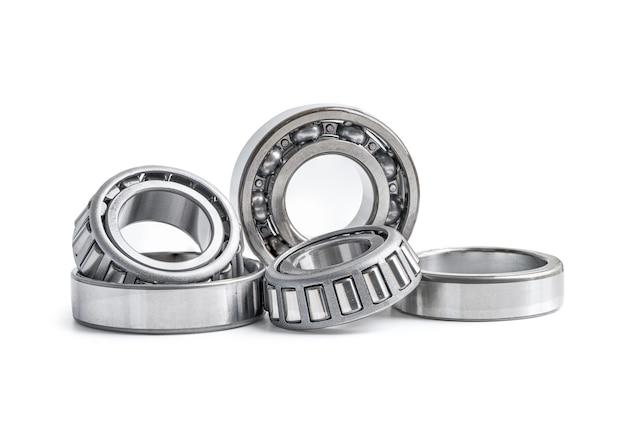 기계 산업용 앵귤러 콘택트용 볼베어링 스테인리스 금속 롤러