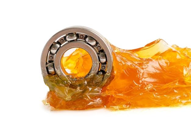 자동차 및 산업용 그리스 리튬 기계 윤활이 있는 스테인리스 볼 베어링