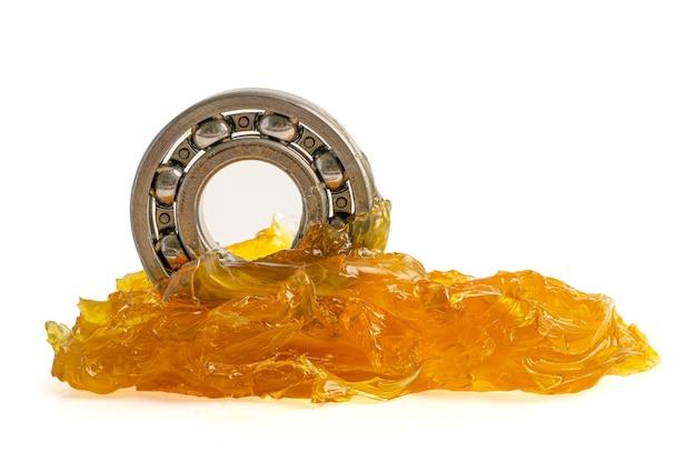 그리스 리튬 기계 윤활이 있는 볼 베어링 스테인리스