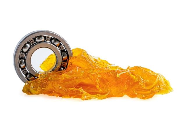 자동차 및 산업용 그리스 리튬 기계 윤활이 있는 볼 베어링