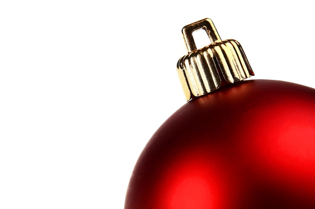 Ball decoration for christmas tree