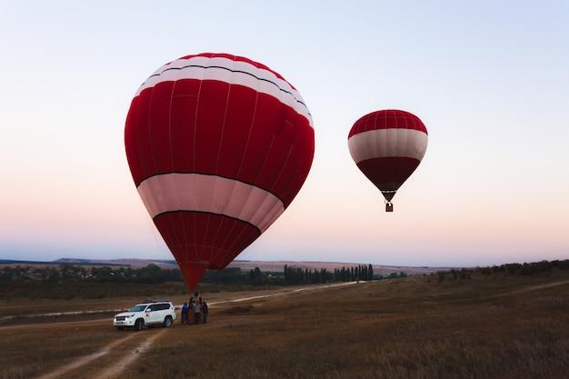 Balloon aerostat