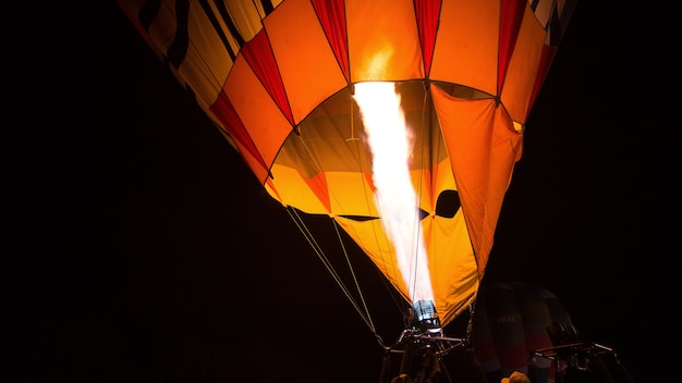Balloon fiesta 2018 will take place between february 21th and 25th at lampang. balloon sil