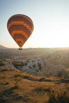 Воздушный шар в каппадокии